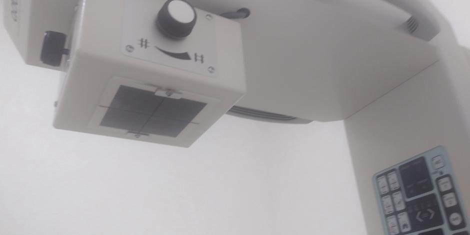 X線装置の移設